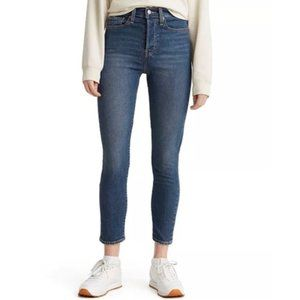 Levi's NWT High Rise Wedgie Skinny Jeans